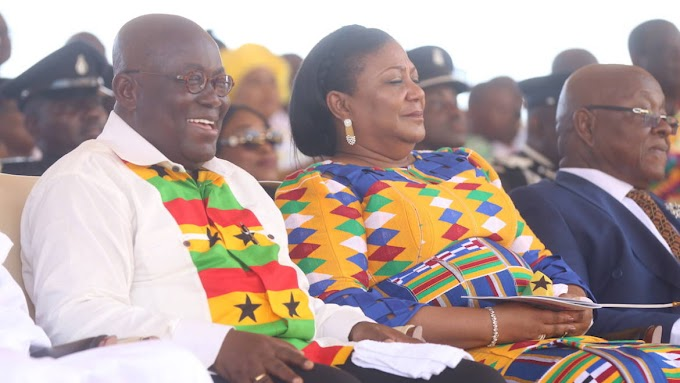 Read the full speech delivered by President Nana Addo, On The Occasion Of Ghana's 61st Independence Day Celebration, At The Independence Square