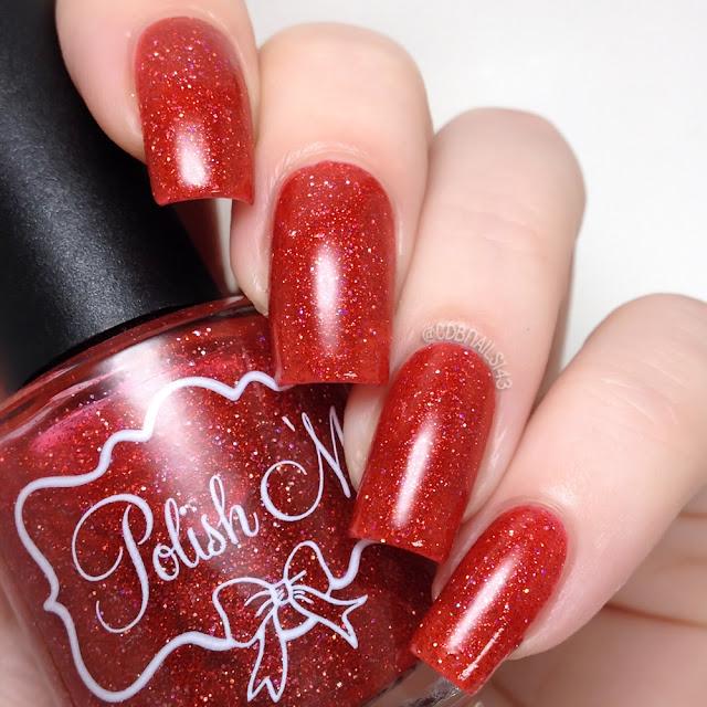 Polish'M-Here Comes Santa Claus
