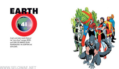 earth 41 semua universe dc