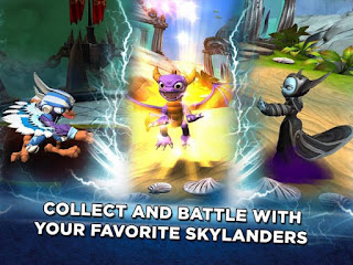 Skylanders Battlecast Apk+Data v1.4.1187 (Mod Turns) Terbaru
