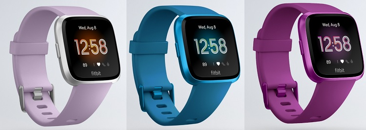 Fitbit Versa Lite, Inspire HR Now Available in the Philippines