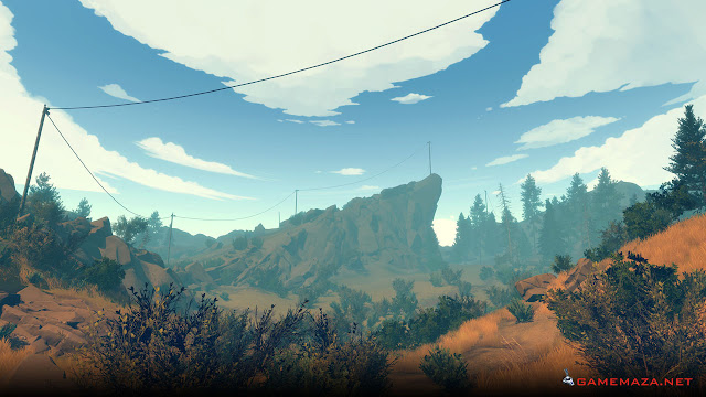 Firewatch Game Screenshot Gameplay 3