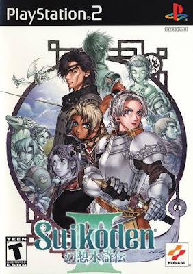 Suikoden III PS2 GAME ISO