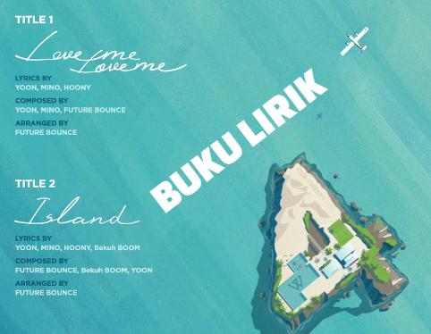 Lirik Lagu Island - Winner