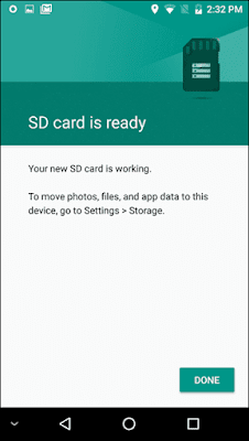 How you can increase the internal storage in android