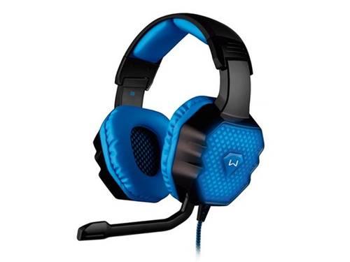 Headset gamer da Multilaser traz 7.1 canais de áudio ao PC e pode ser encontrado em várias cores