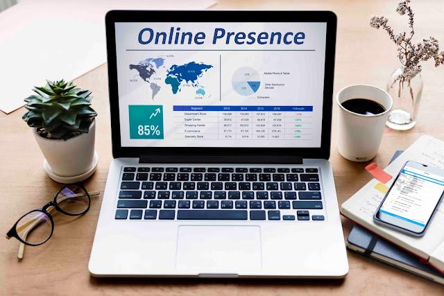 Närvaro online