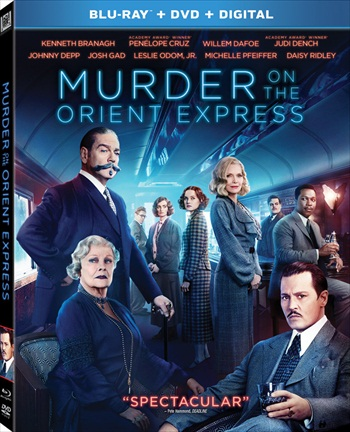 Murder On The Orient Express 2017 English Bluray Full 300mb Download