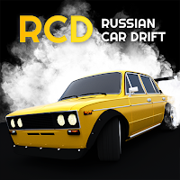 Russian Car Drift (Mod Apk Money)