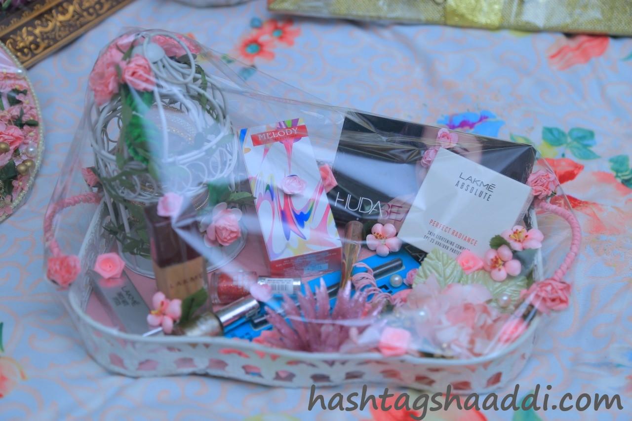 Wedding Tray Decor Idea Packaging Ideas