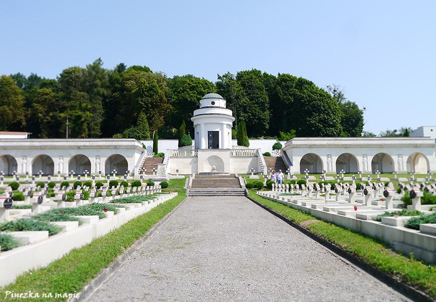 Cmentarz Łyczakowski kaplica