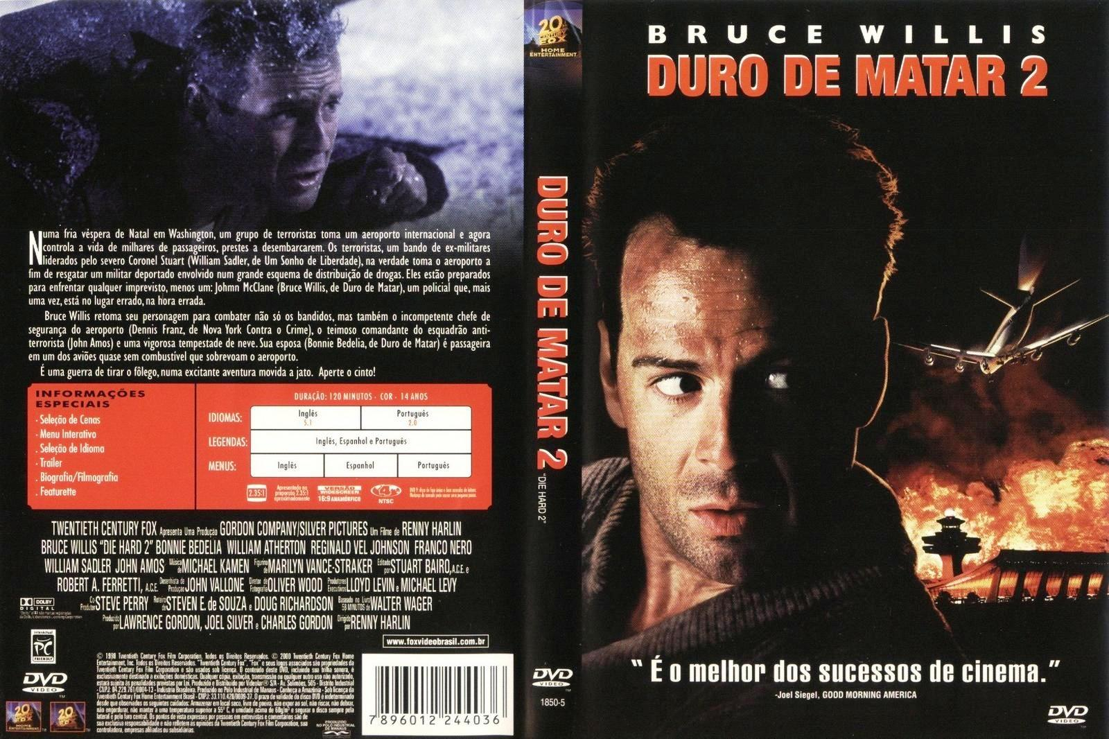 Die Hard bluray 1988