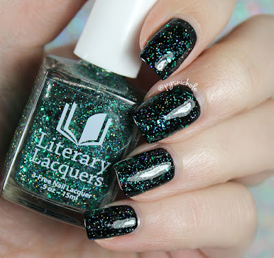 Literary Lacquers Louis | A Vampire Chronicles Inspired Polish