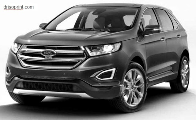 New  Ford Edge 2016