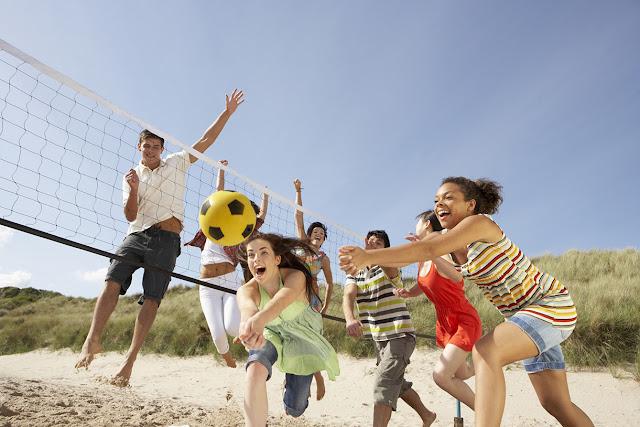 Manfaat dari Olahraga Berkelompok
