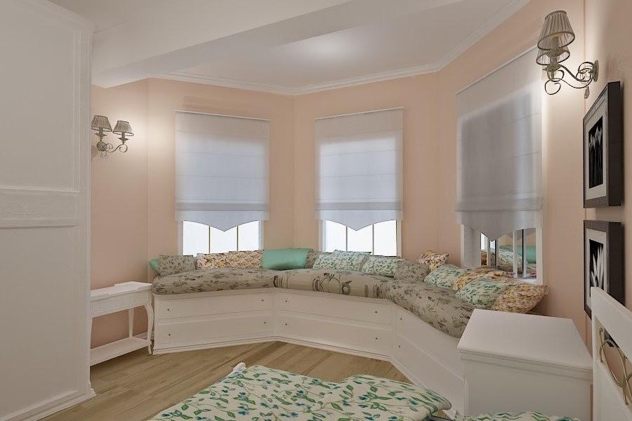 Design interior casa stil clasic american Constanta - Design Interior / Amenajari Interioare | Design - interior - dormitor - clasic - casa - Constanta