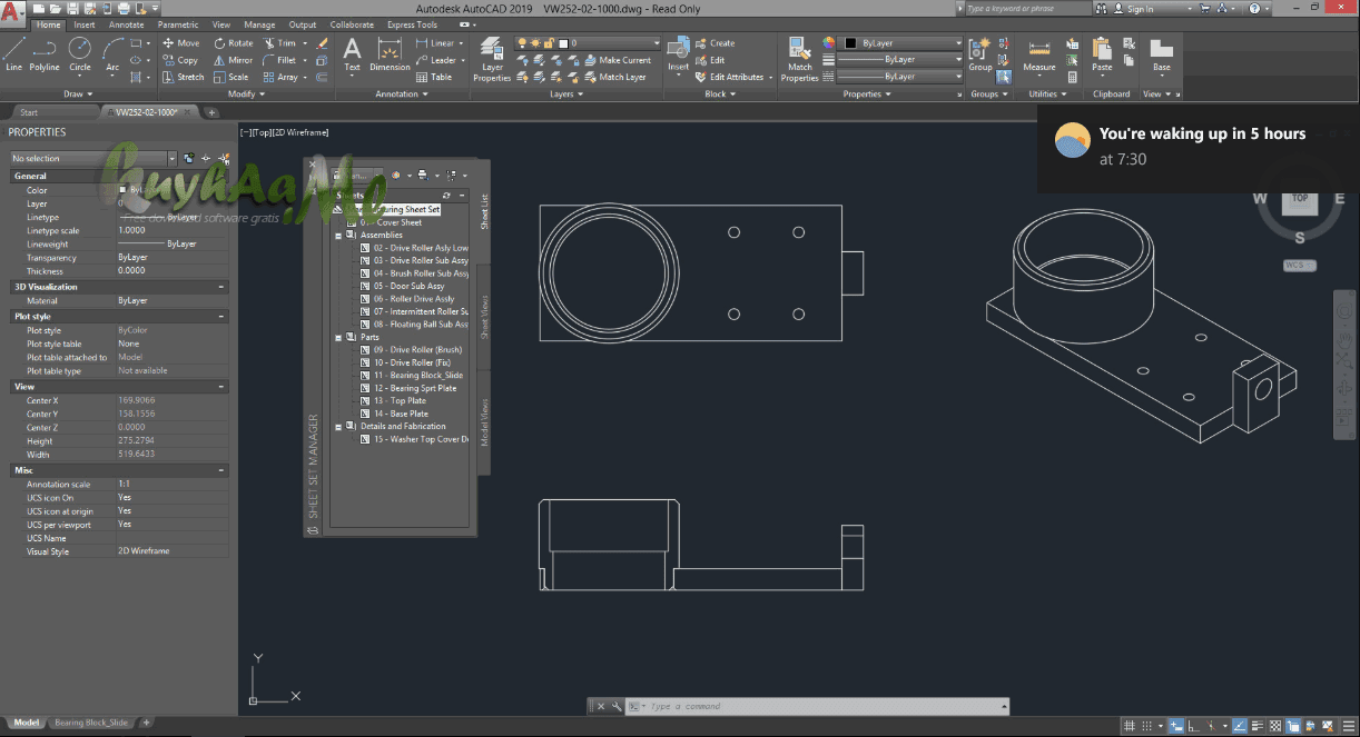 Autodesk AutoCAD 2019 kuyhaa