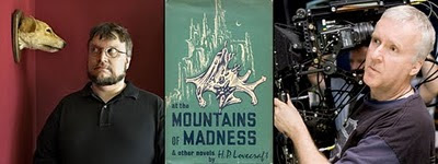 At The Mountains of Madness Film