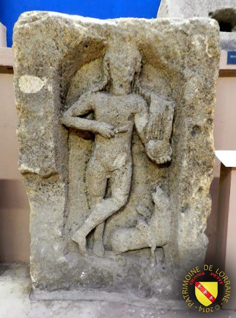 NANCY (54) - Musée lorrain : Dieu Mercure - Cutry (54)