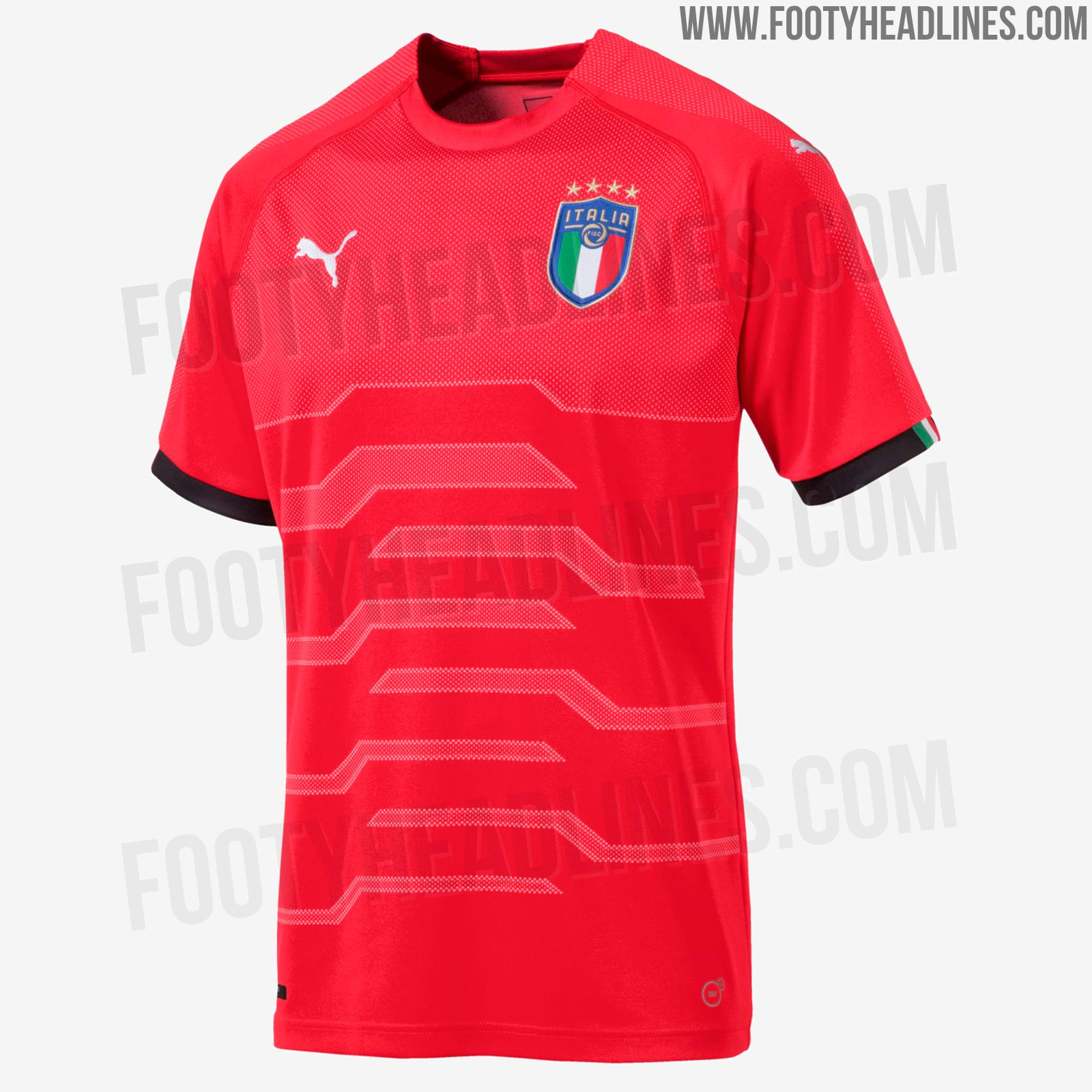 Exclusive italy 2018 goalkeeper home away third kits for Italian kit