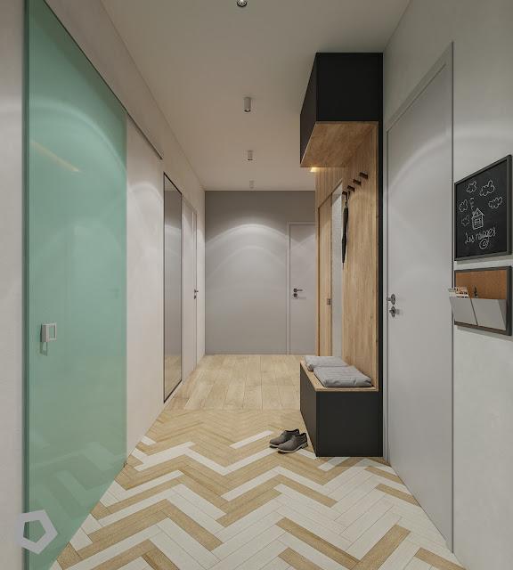 Blog Achados de Achados de Decoração, apartamento moderno