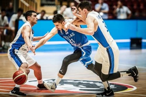Νέων Ανδρών: Ισραήλ-Ελλάδα 106-84. Το πρόγραμμα της Φάσης των 16