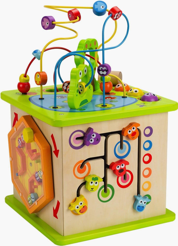 Hape Play Cube - Eco Baby Toys