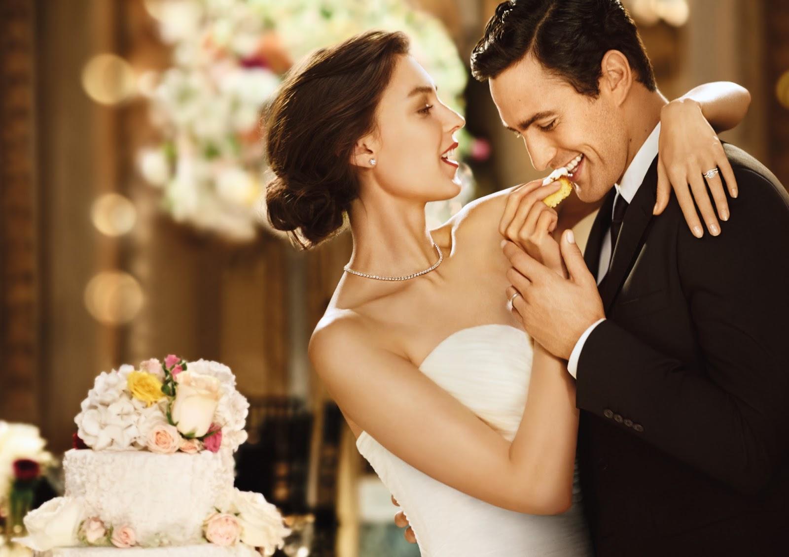 Bulgari's 2017 Bridal Ad Campaign