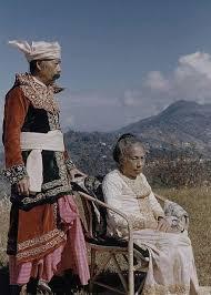 Chakma royal people