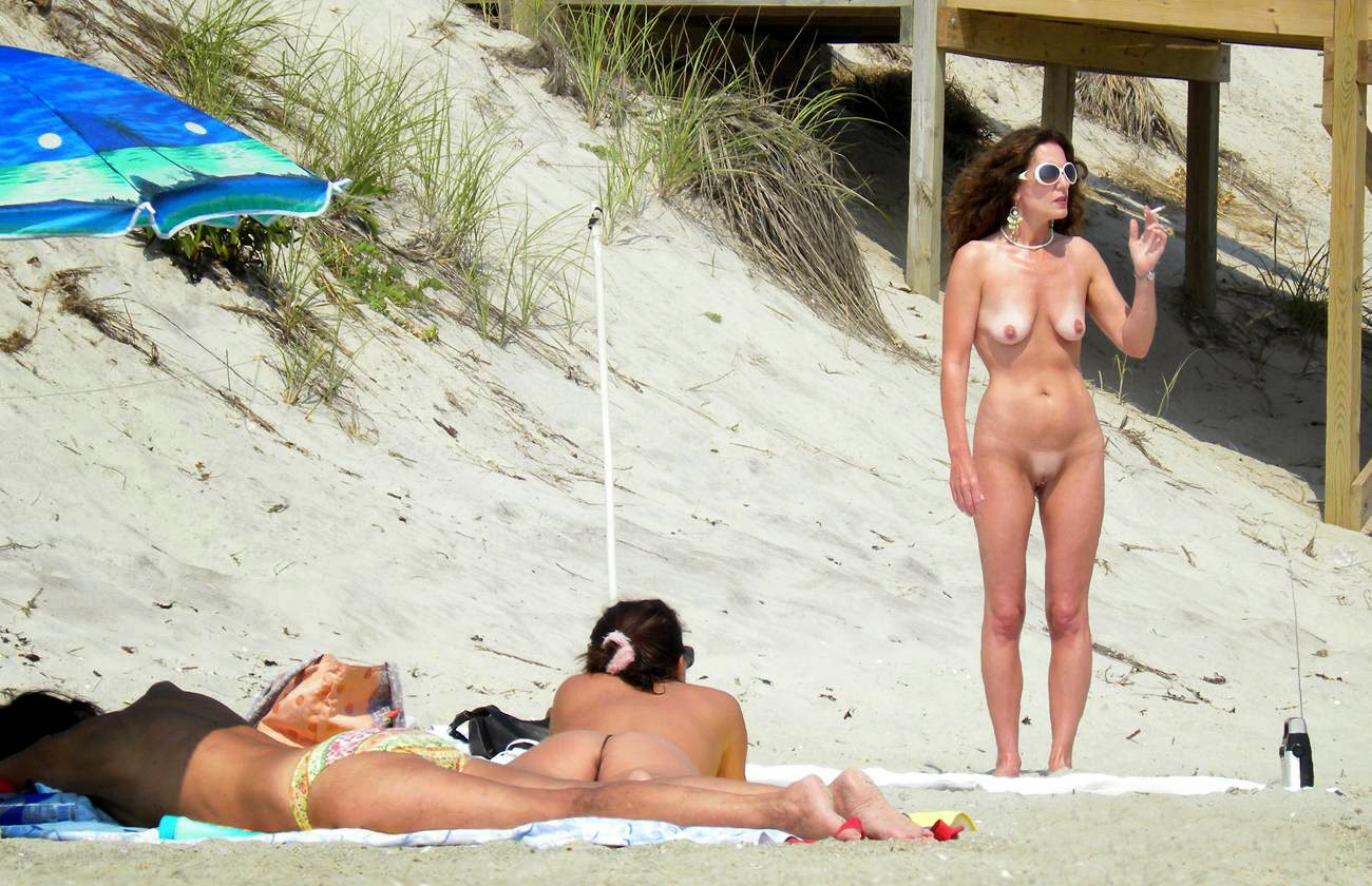French nude beach porn-5175