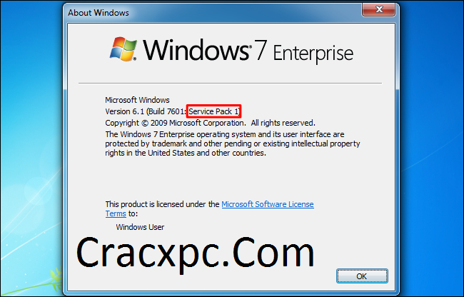 windows 7 enterprise activation crack
