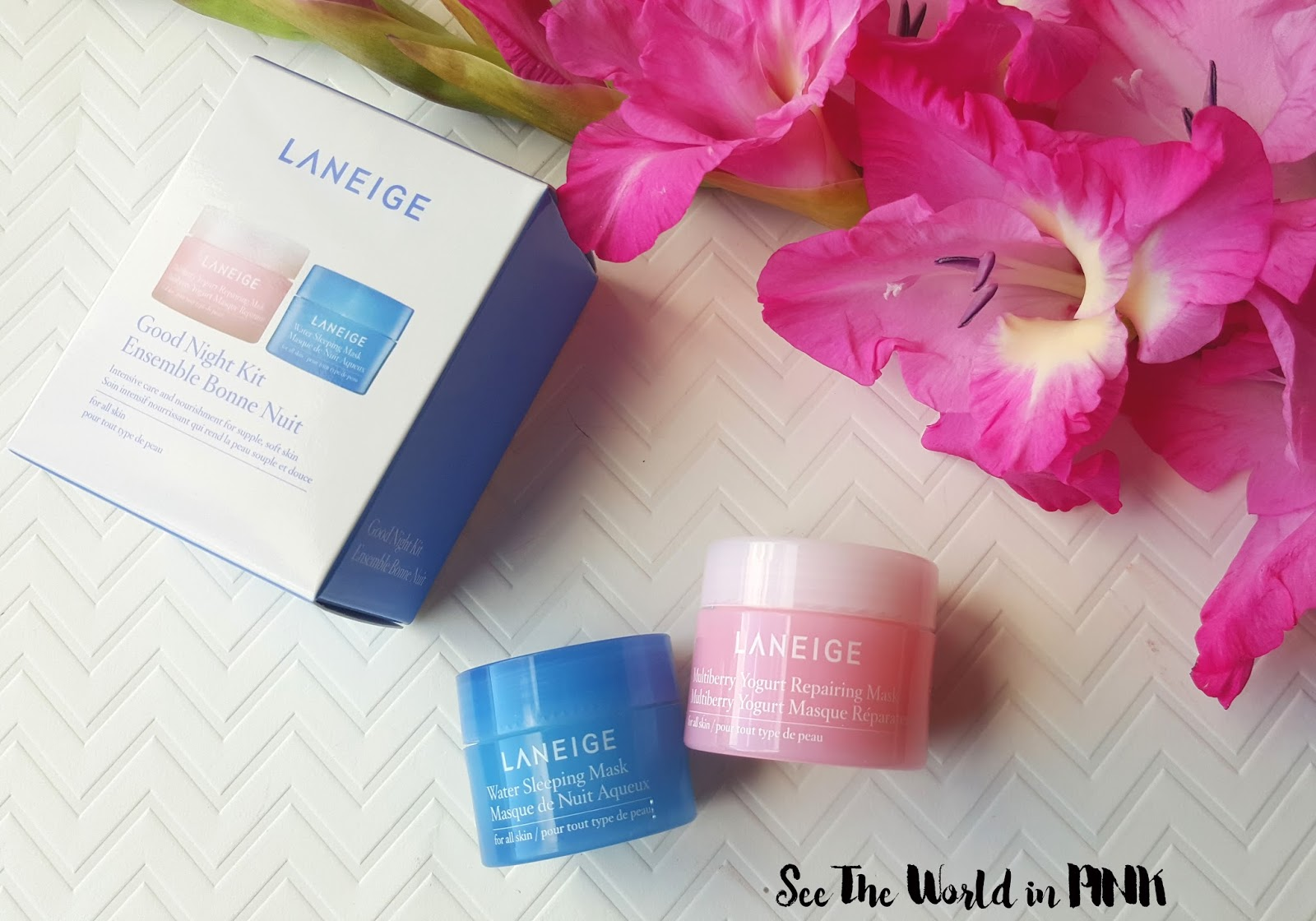 Laneige Good Night Kit & Multiberry Yogurt Repairing Mask Review.jpg