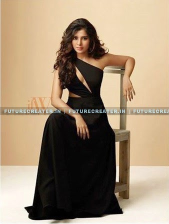 Actress Samantha JFW Sexy Unseen Photoshoot Stills
