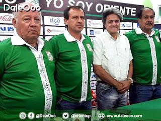 Comisión Técnica de Oriente Petrolero - Eduardo Rivero - Mario Flores - Erwin Romero - DaleOoo