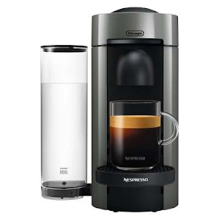 Nespresso Vertuo Plus Gray Review & Price