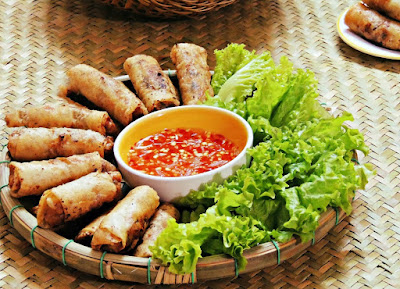 Nem rán(Vietnamese Fried Spring Rolls) – the authentic taste of Vietnam