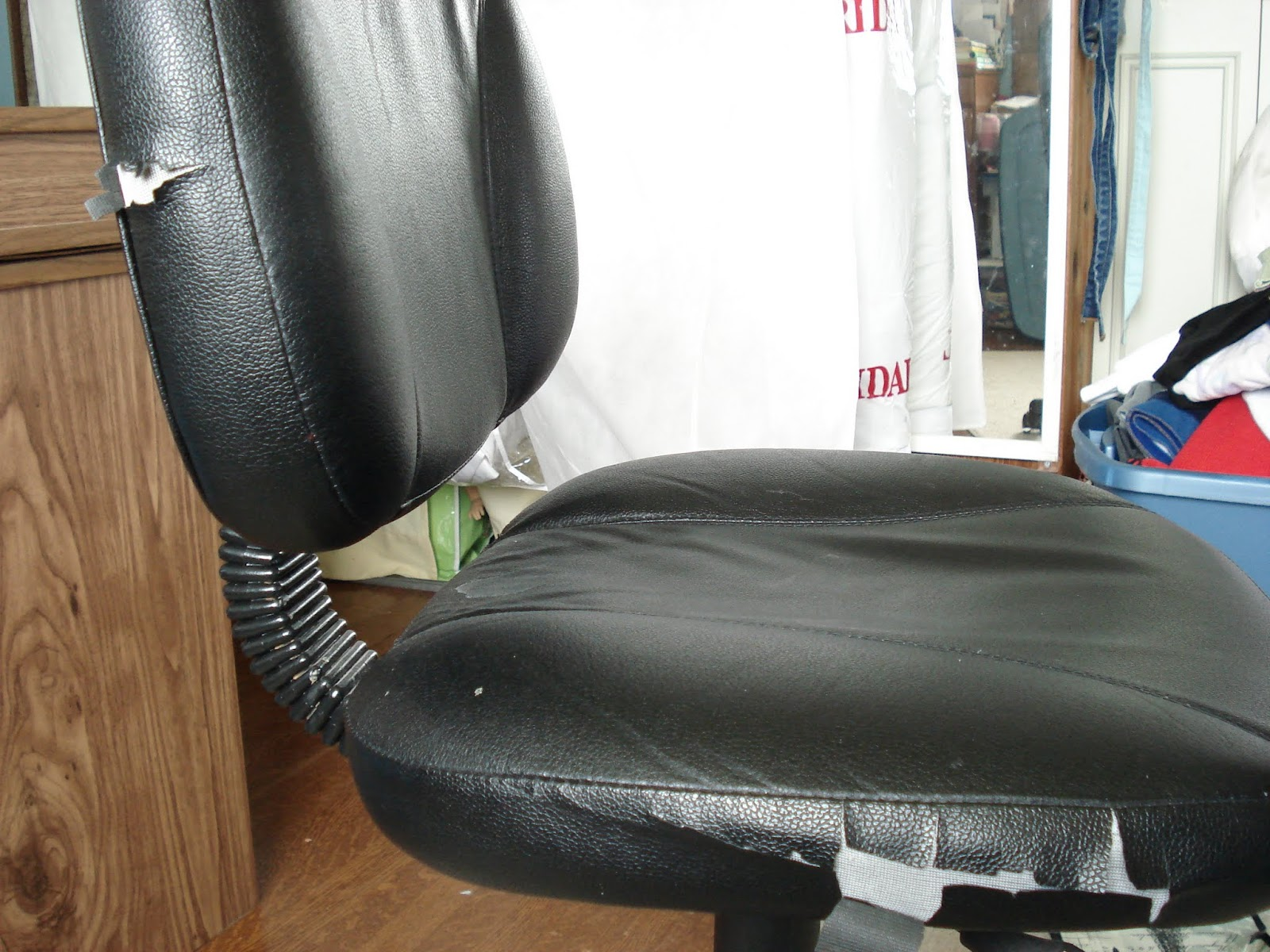 Office Chair Seat Covers Pamelaquilts How To Slipcover Your Office Chair