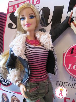 Barbie Style 2013 кукла шарнирная барби стиль