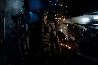 "Zack Snyder Tweet Kostum Terbaru batman ""Justice League"""