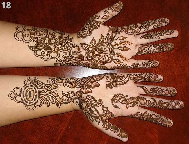 New Designs Mehndi Hands : Mehndi designs videos lovely beautiful images