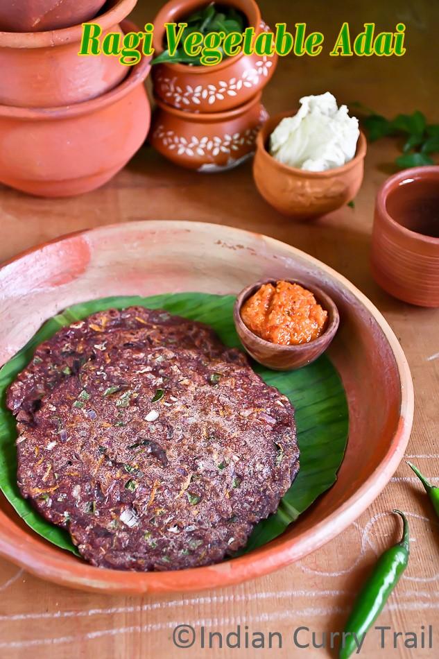 Ragi-Vegetable-Adai-1