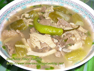 Papaitan Soured with Kamias Recipe
