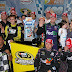 Denny Hamlin wins Federated Auto Parts 400 at Home Track