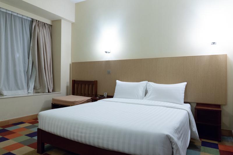 觀塘悅品海景酒店 香港城市綠洲 啟德舊機場與維多利亞港景觀酒店 - 出發吧! 沃爾夫.