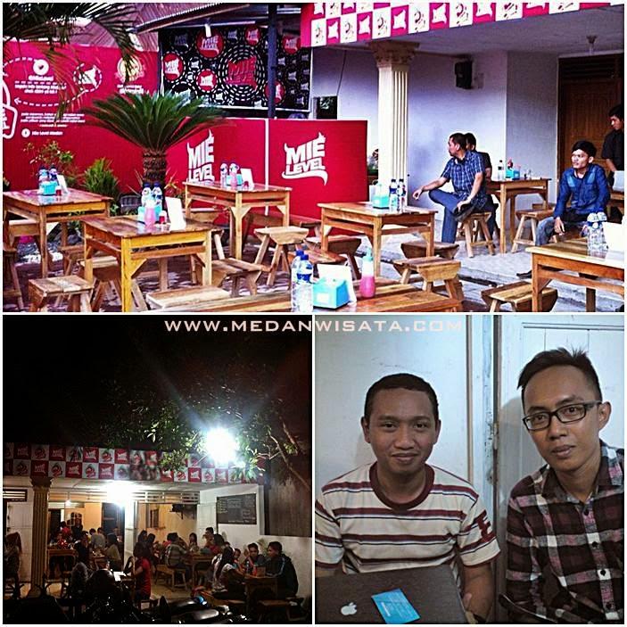 Mie Level, Kuliner Pedas di Medan