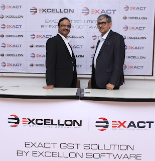 Excellon's EXACT to help businesses in smooth transition to GST regime