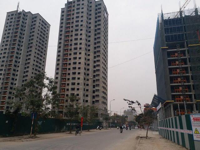 Toàn cảnh dự án Mipec View City