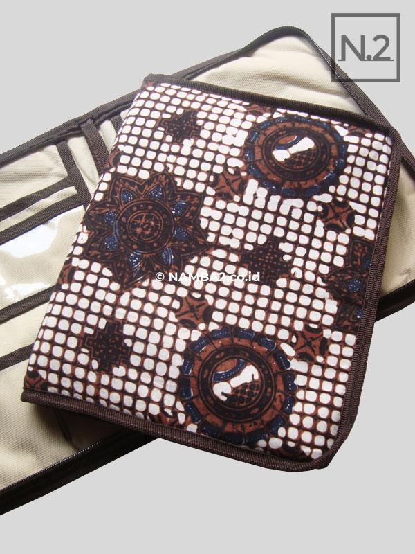 Seminar Kit Buku Binder Batik Klasik