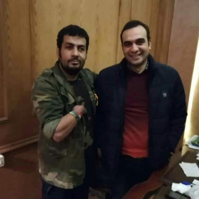 حياة أشهر لص تائب في مصر  المخرج العالمي والعربي السورى الكبير  فيصل بني المرجه