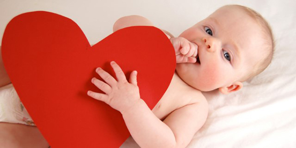 اعراض أمراض القلب عند الرضع